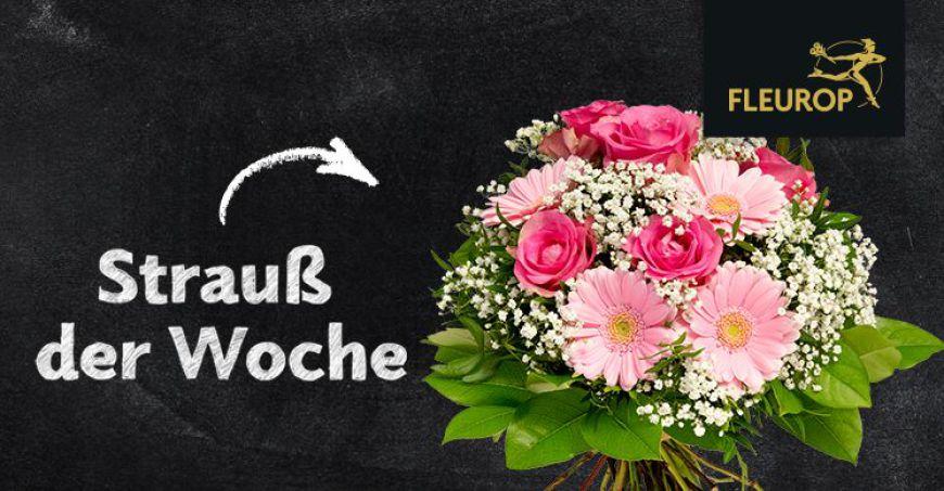 Strauss der Woche Blumen Buchholz